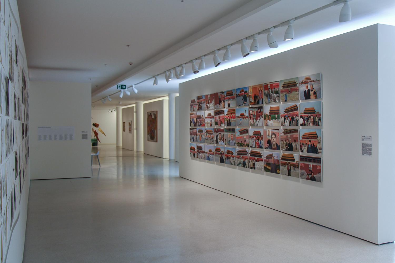 The Artist As Author/The Artist As Editor  group show, at the Museum of Contemporary Art -  MAC/USP  , São Paulo, June 2013.Curatorship by Tadeu Chiarelli.
