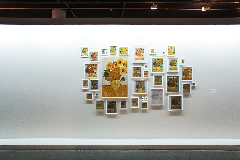 Exposiçãocoletiva Entre Dois Mundos no Museu Afro Brasil, São Paulo.Curadoria Emanoel Araújo. Fevereiro 2014.