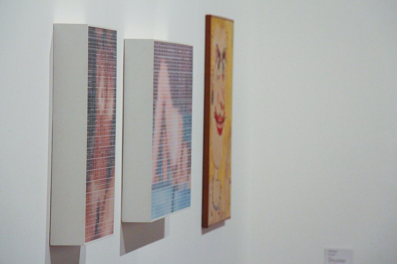 Vista geral da coletiva   SARP 40 Anos - Obras do Acervo MARP  •Muse  u de Arte de Ribeirão Preto • Novembro de 2015