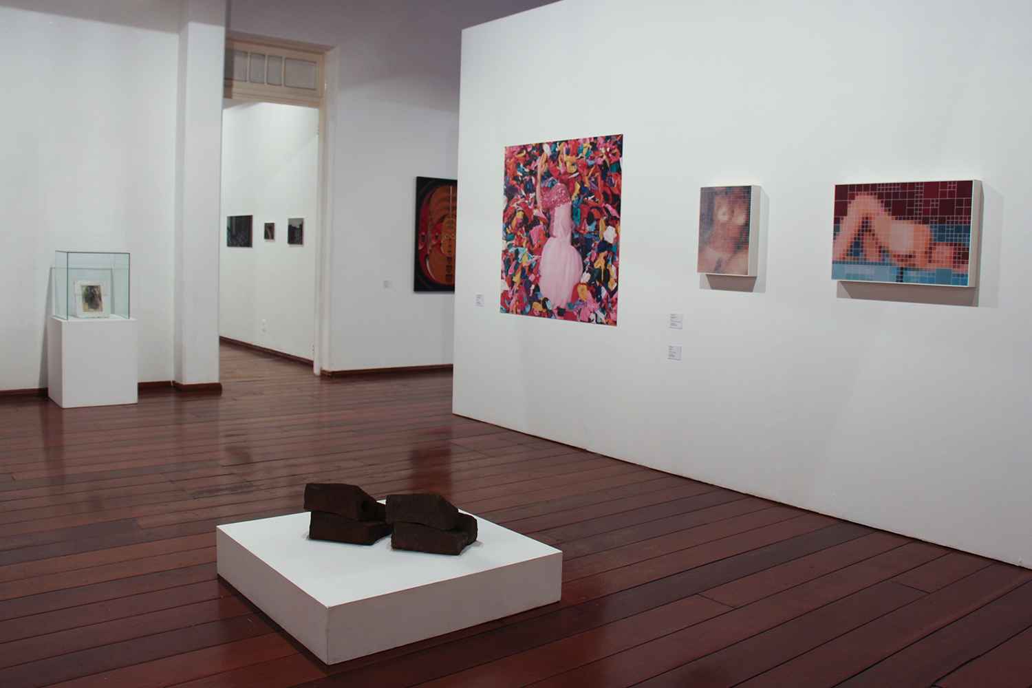 SARP 40 Years - MARP Collection   •   Ribeirão Preto Museum of Art     •   November 2015