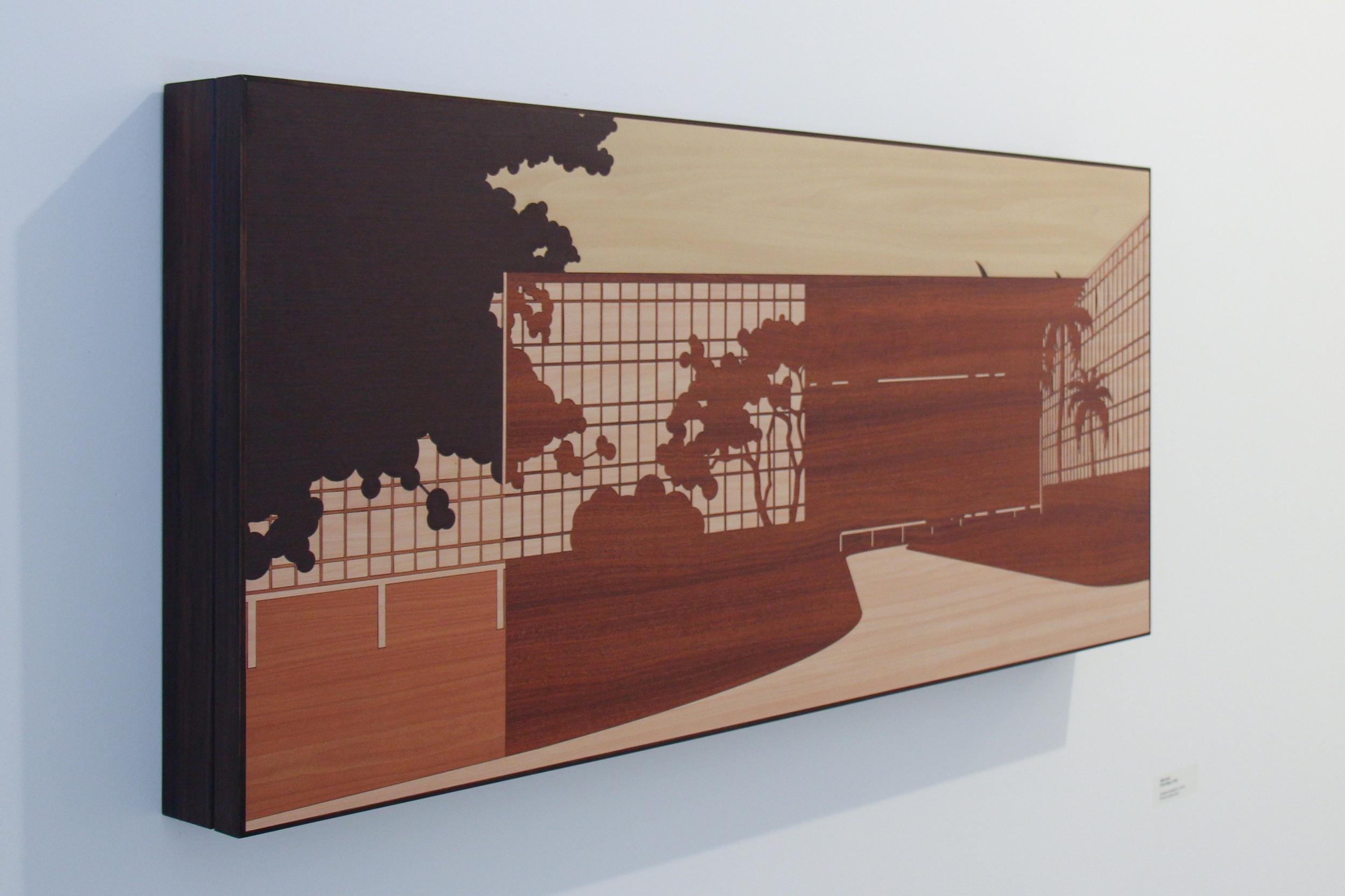 Coletiva    O Espírito de Cada Época •Instituto Figueiredo Ferraz  •Ribeirão Preto  •Maio de 2015  •Vista geral da exposição