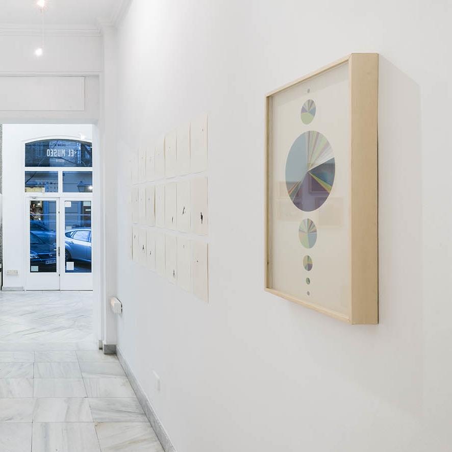 Madri • 2016 • Galeria Fernando Pradilla