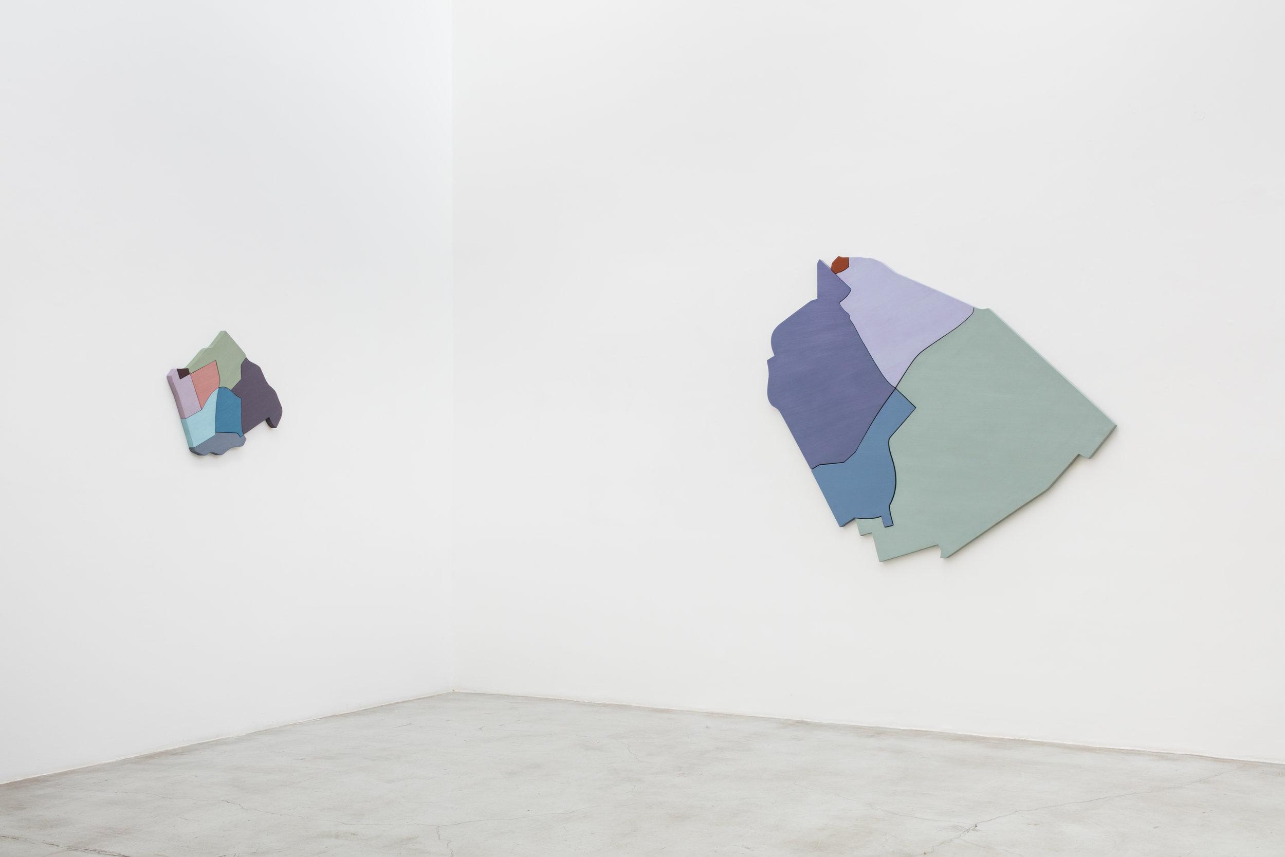 Você Chegou ao Seu Destino , exposição individual na Galeria Zipper, São Paulo. Novembro de 2017.