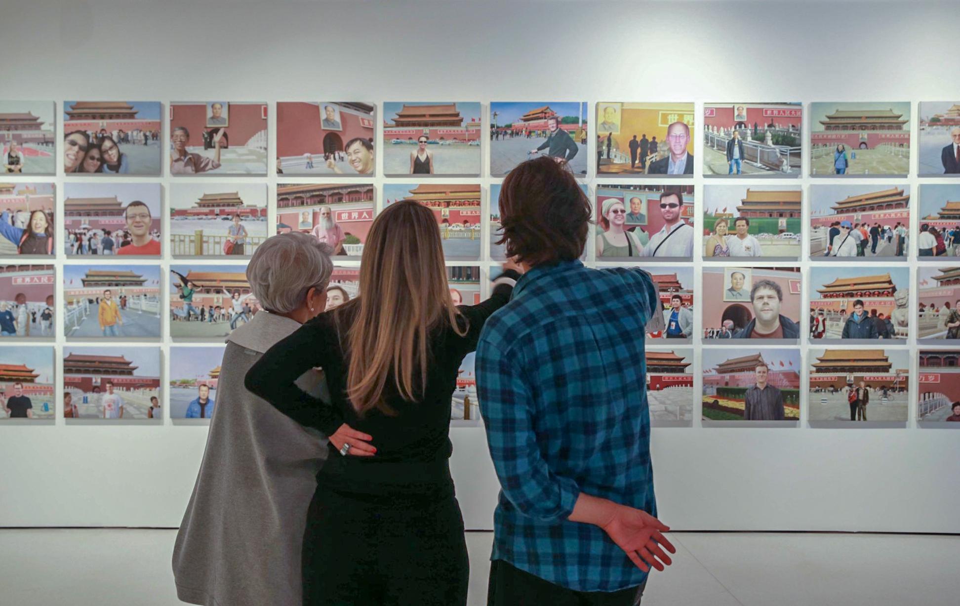 Paradoxo(s) da Arte Contemporânea - Diálogos entre os acervos do MAC USP e do Paço das Artes , exposição coletiva no MAC USP, São Paulo. Junho de 2018.