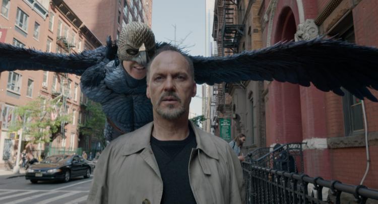 'Oi Michael Keating let's do crack.' / 'Go away Birdman.' / 'You've been lame ever since you banged Batgirl.'