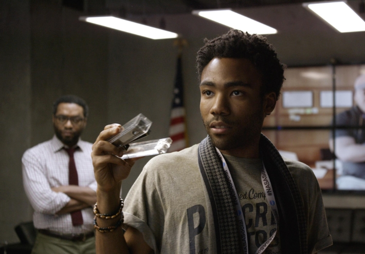 Unfortunately, there's no Childish Gambino feature verse during the credits.