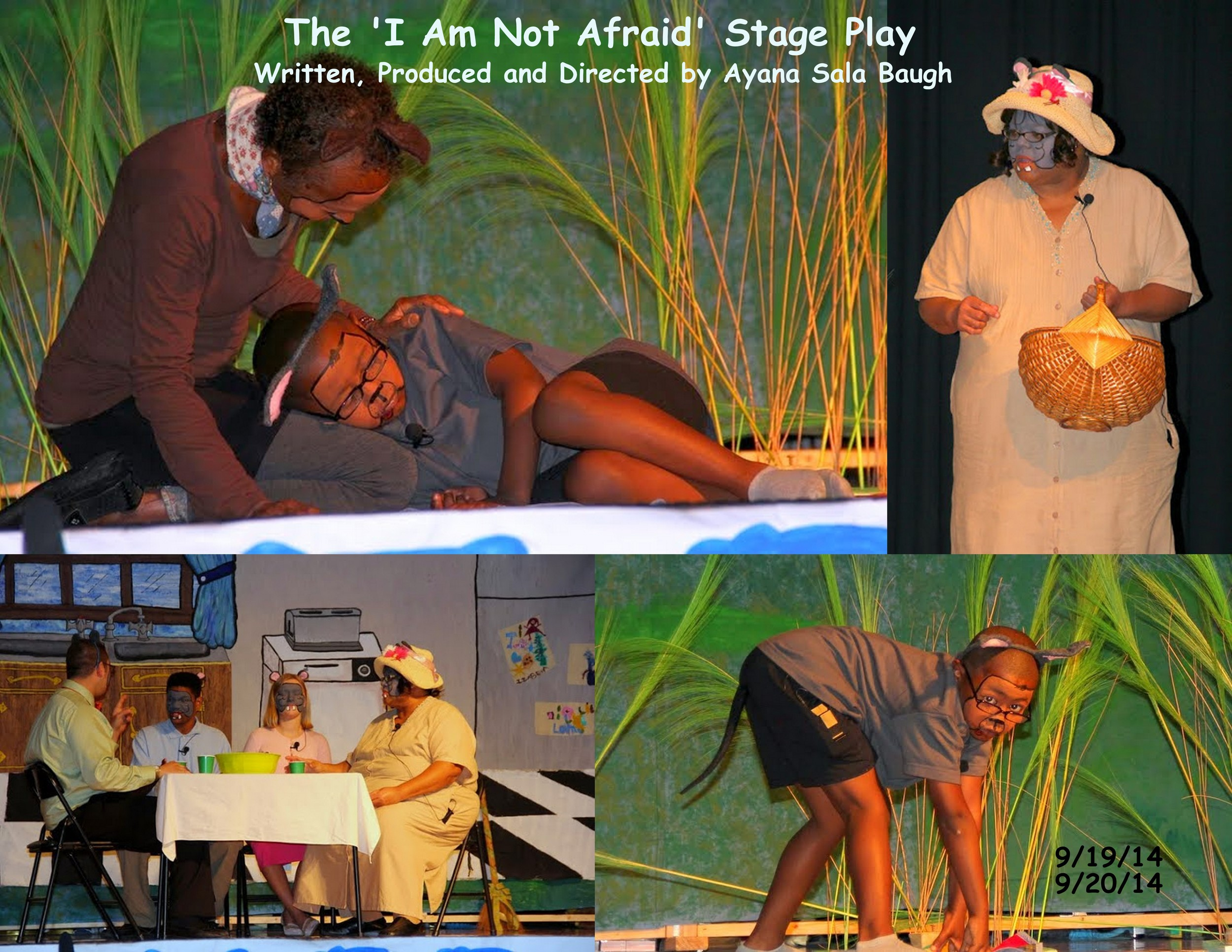 I Am Not Afraid Stage Play Pics 091914 and 092014 collage 1.jpg
