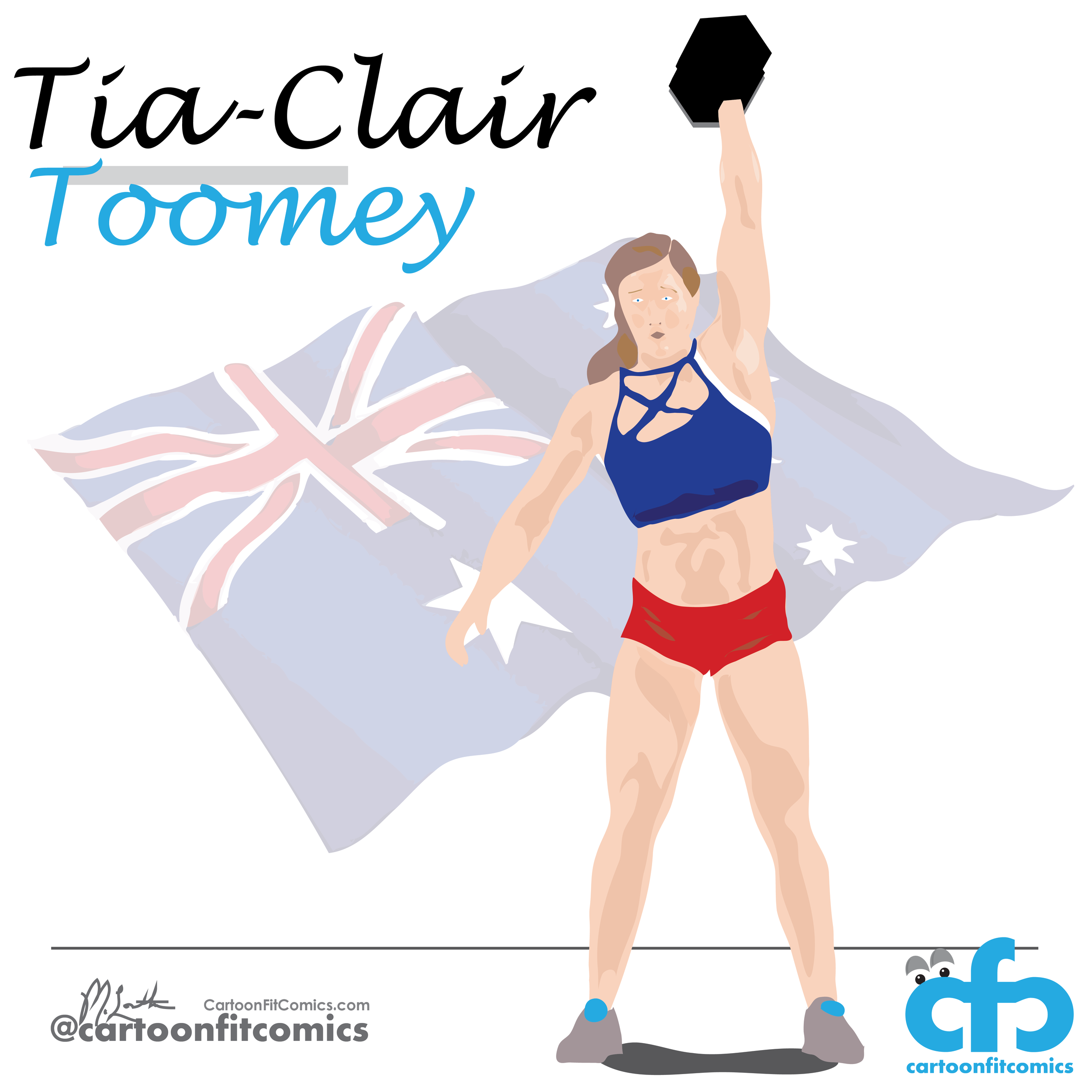 Tia-Clair Toomey