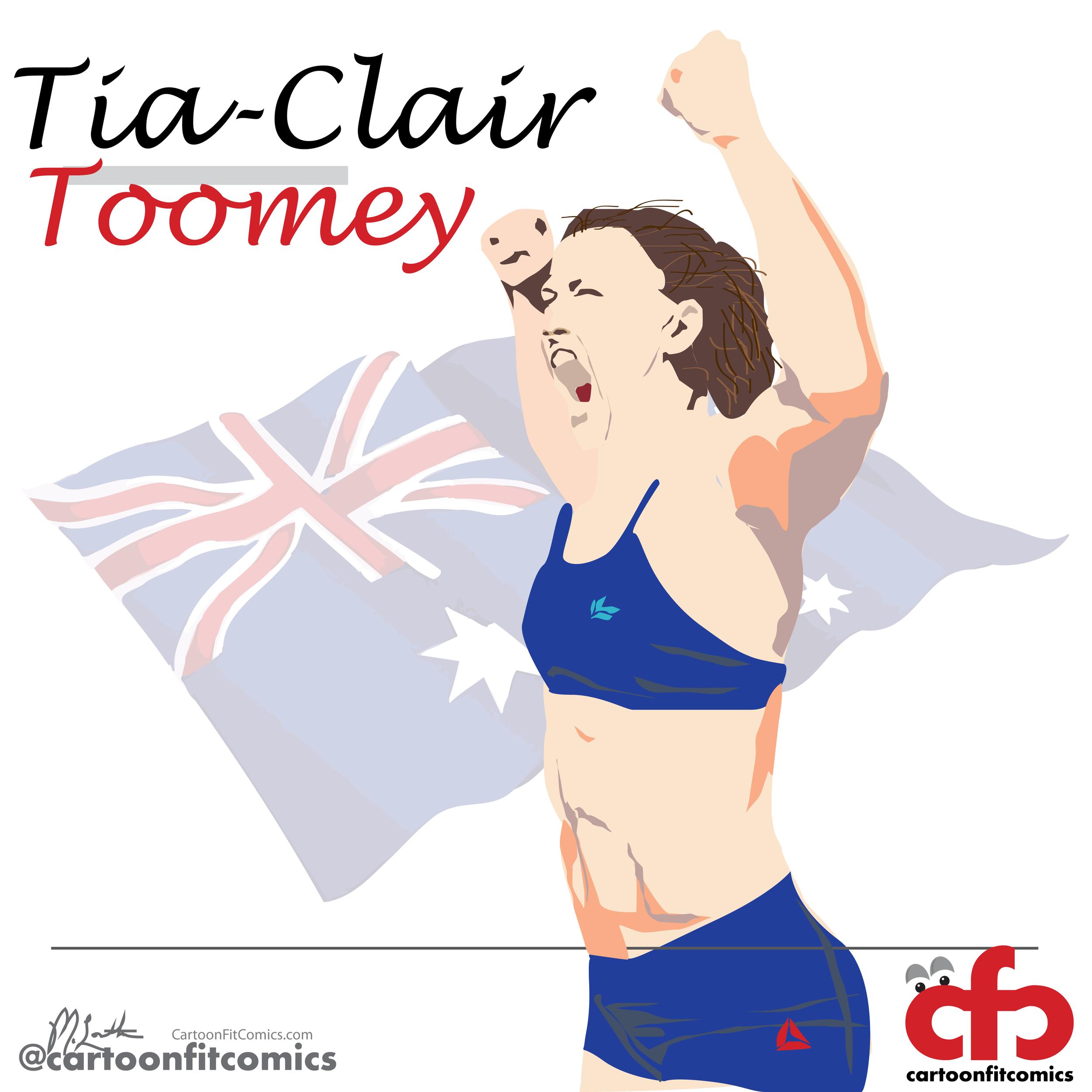 Tia Clair Toomey - Wodapalooza Tribute
