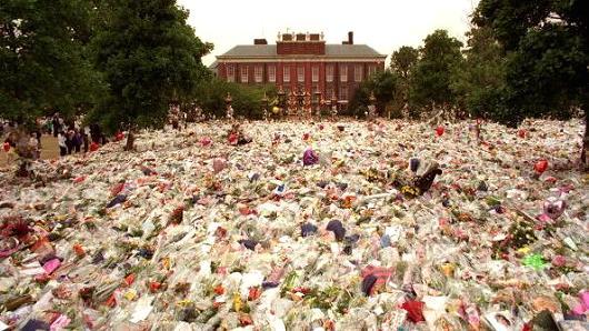 Kensington Palace 1997