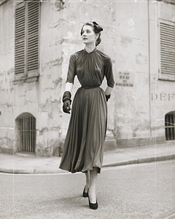 Jean Moral Image 1954