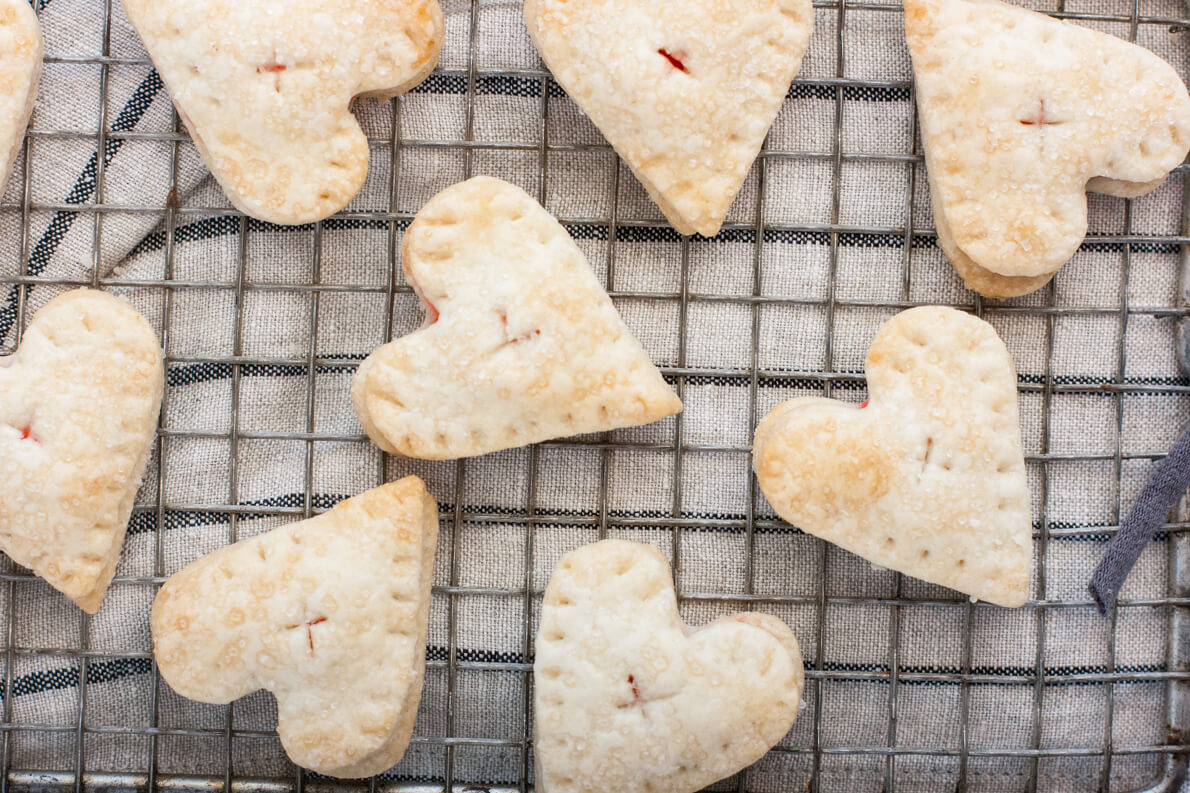 - Cross My Heart Pie Crust Cookies