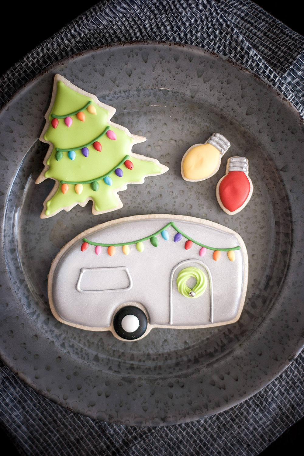 - Airstream Camper Christmas Cookies