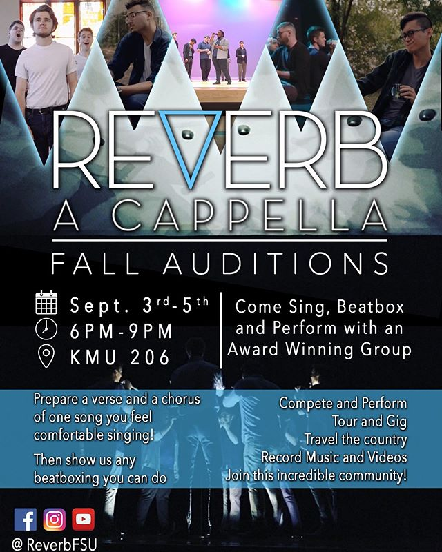 Audition season is officially coming up! We are in search of ALL voice parts this year! We've got some fun things planned for the year ahead so make sure to come out to Auditions next month! More info and Facebook event coming soon 🎶 🤟 • Feel free to tag someone who you think should audition in the comments below 👇