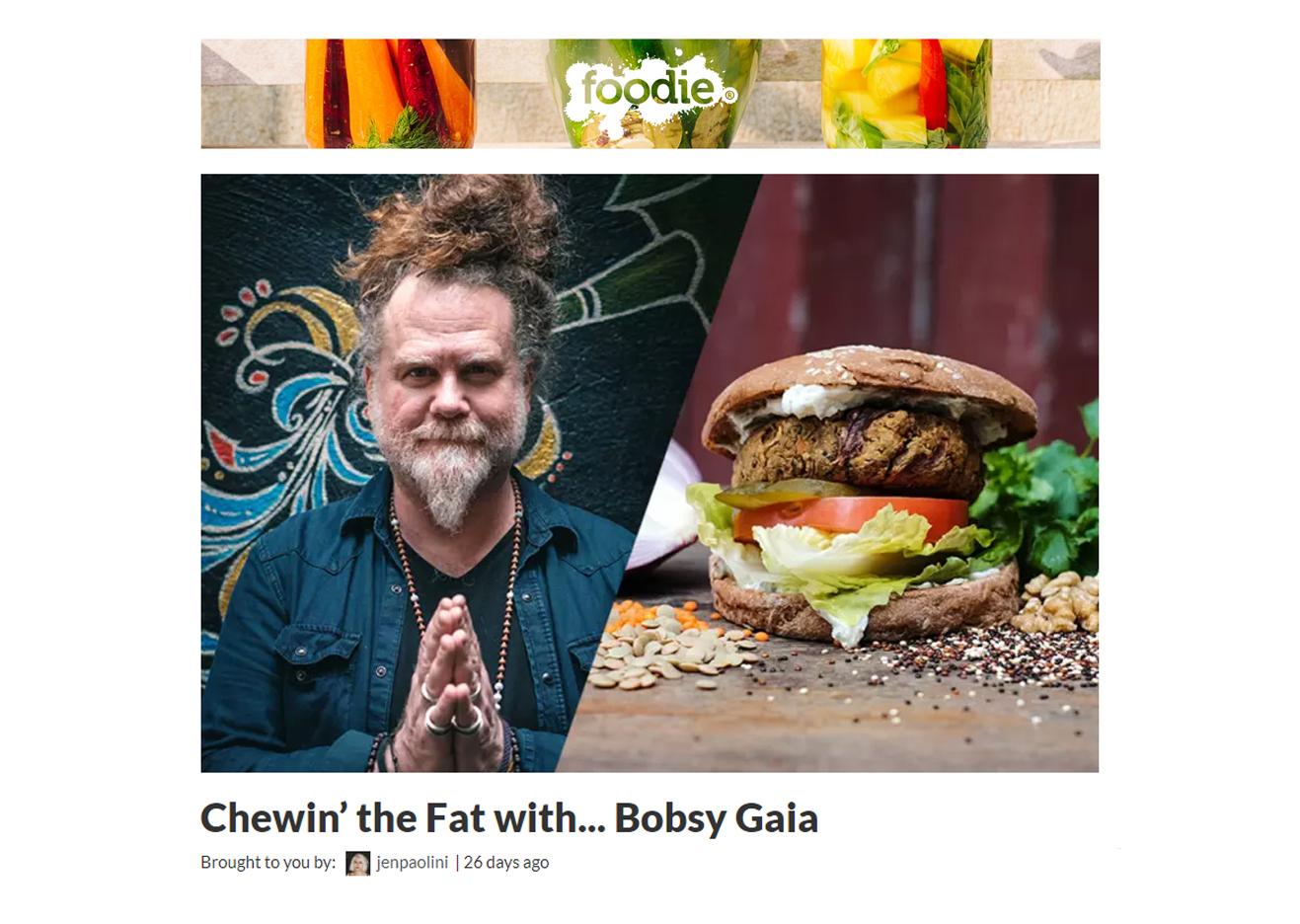 Foodie - September 14, 2018