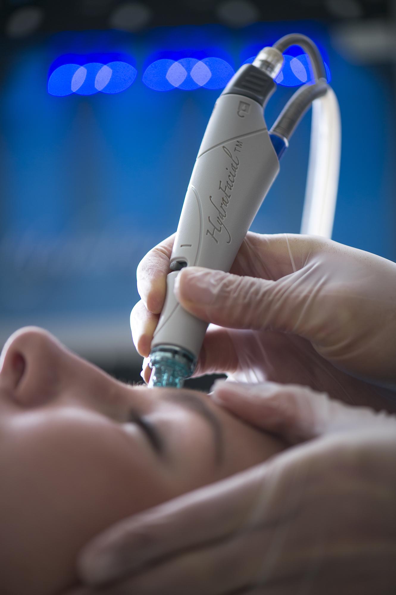 Avenue Plastic Surgery, HydraFacial treatment