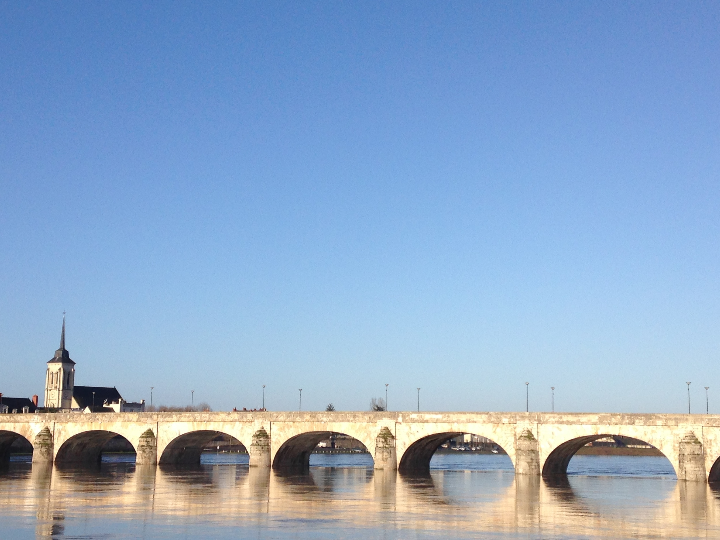 Saumur, site of the epic Dive Bouteille tasting