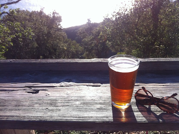 California sunshine and craft beer