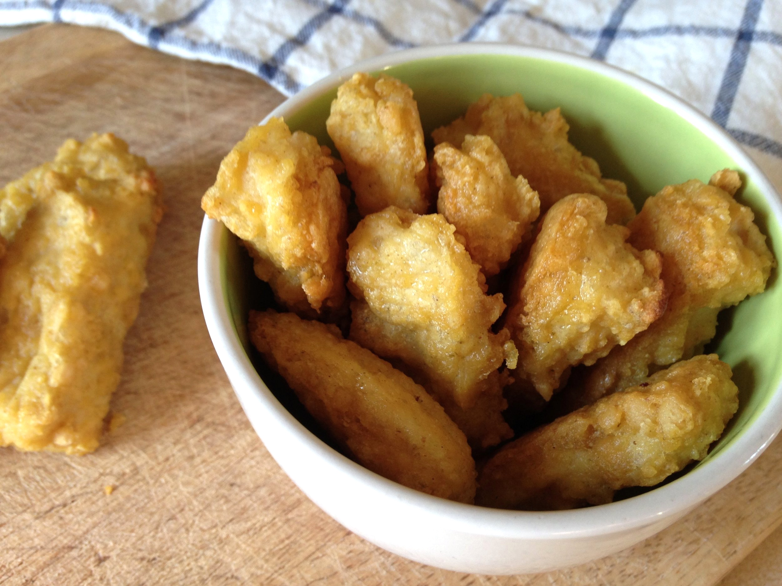 Panisse: - Simple (Three Ingredients!) French Finger Food