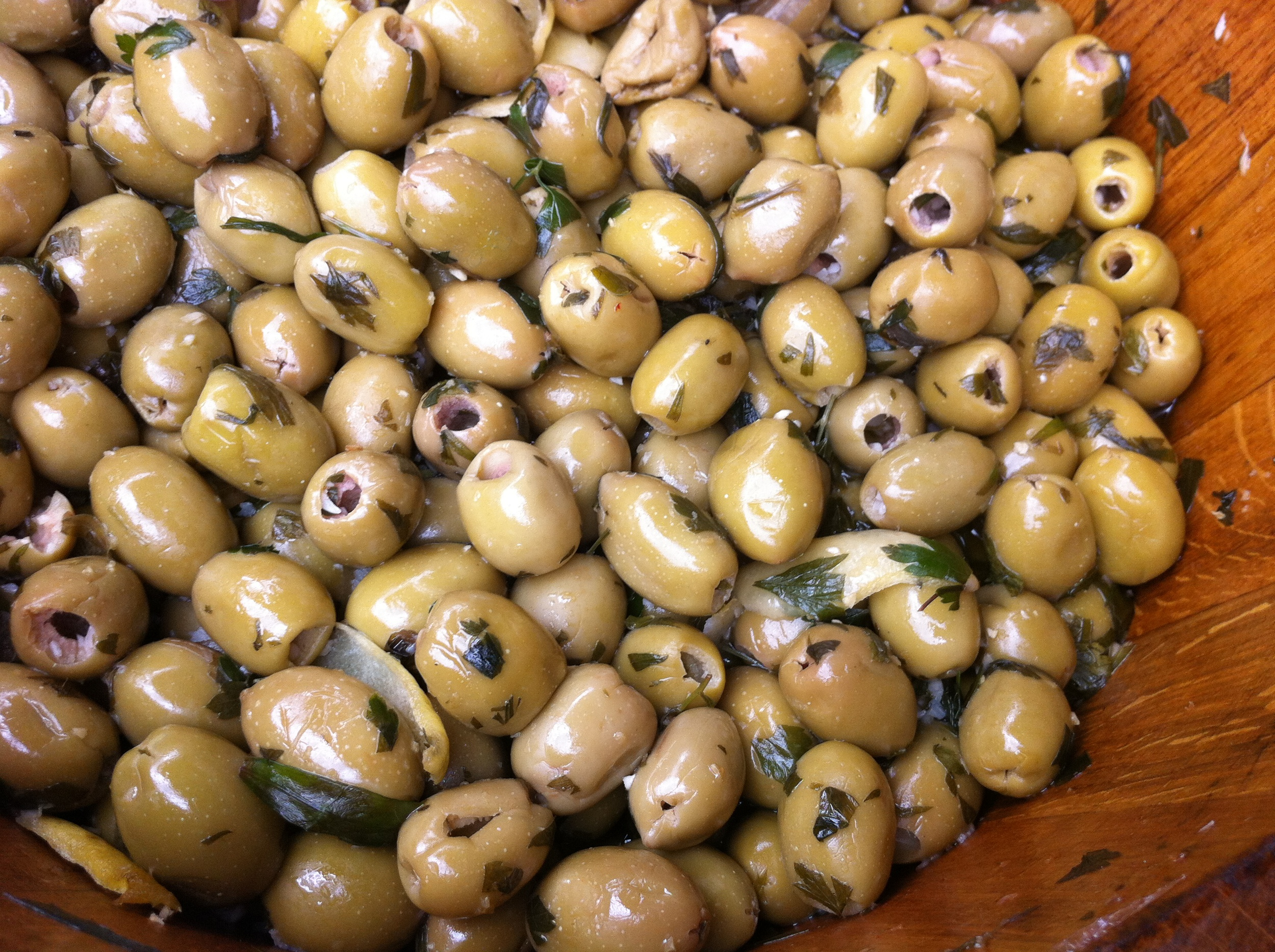Olives for Tapas
