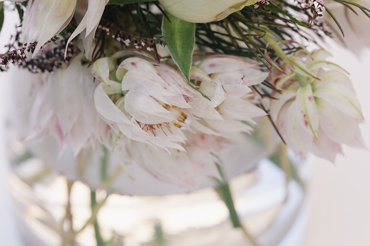 Jessica Currie blushing brides