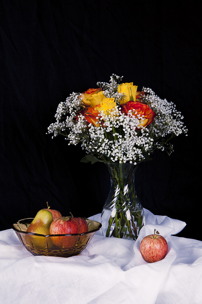 Floral Still Life - Read More...