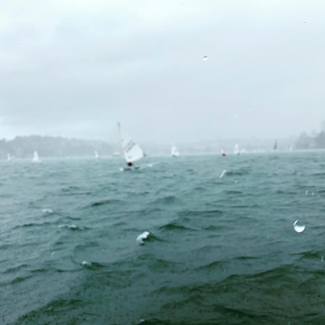 Rainy Racing.