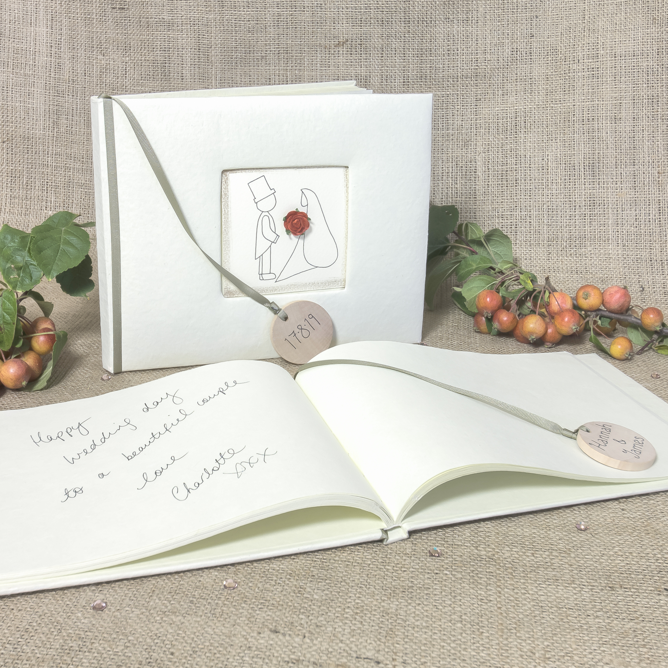 The Couple - Guestbook