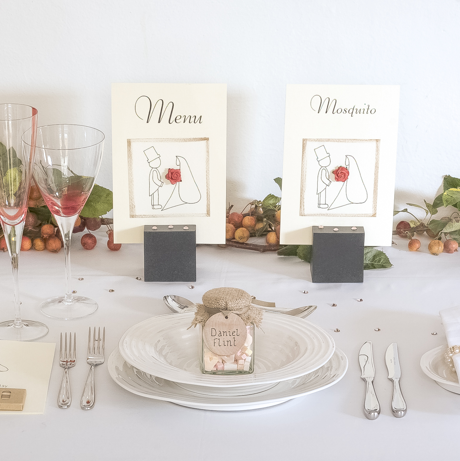 The Couple - Table layout 1
