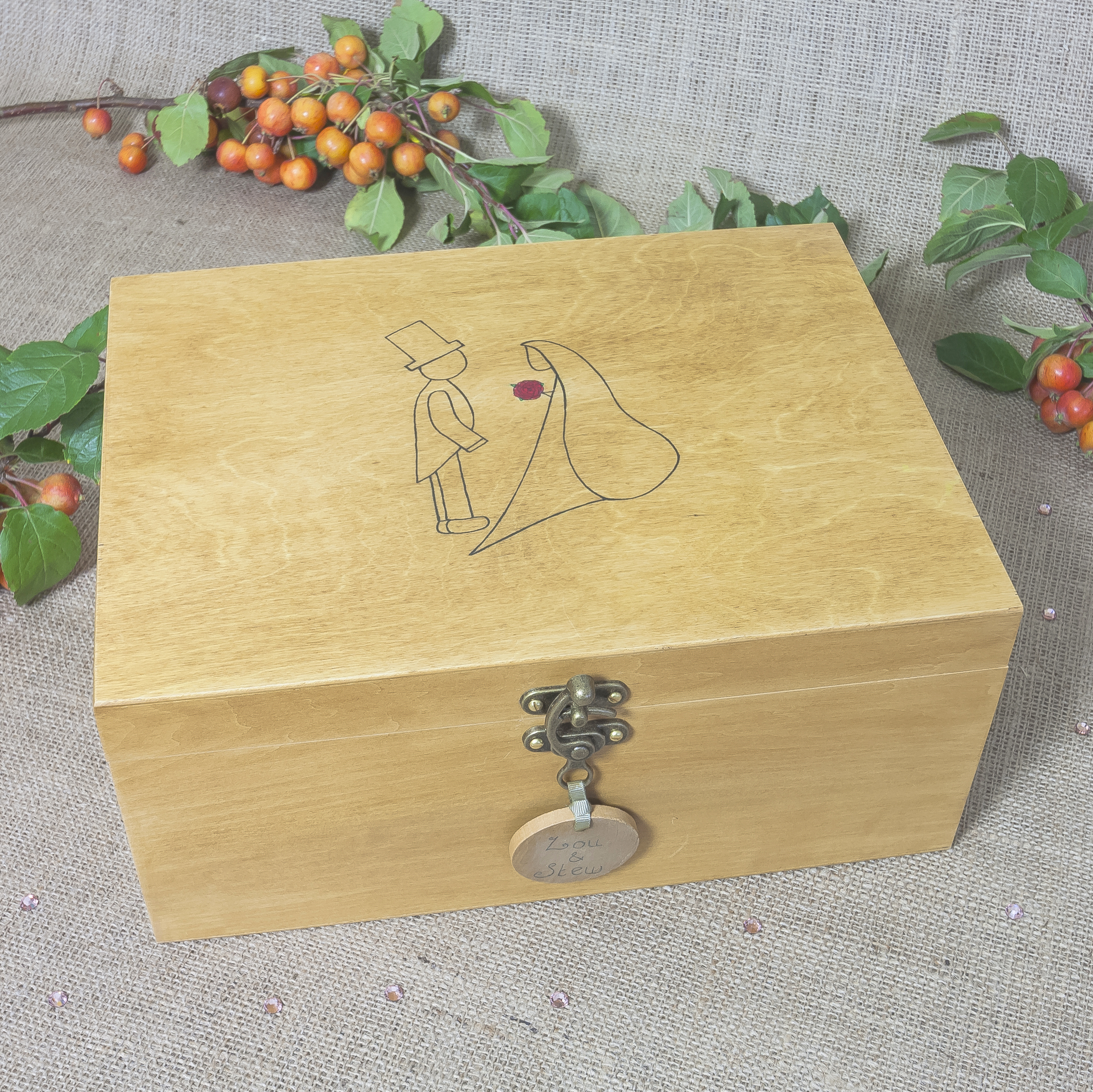 The Couple - Keepsake Box 1