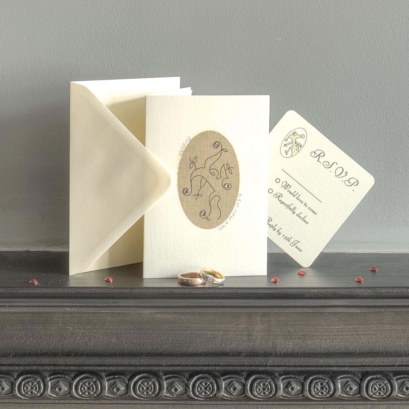 The Oval - Invitation