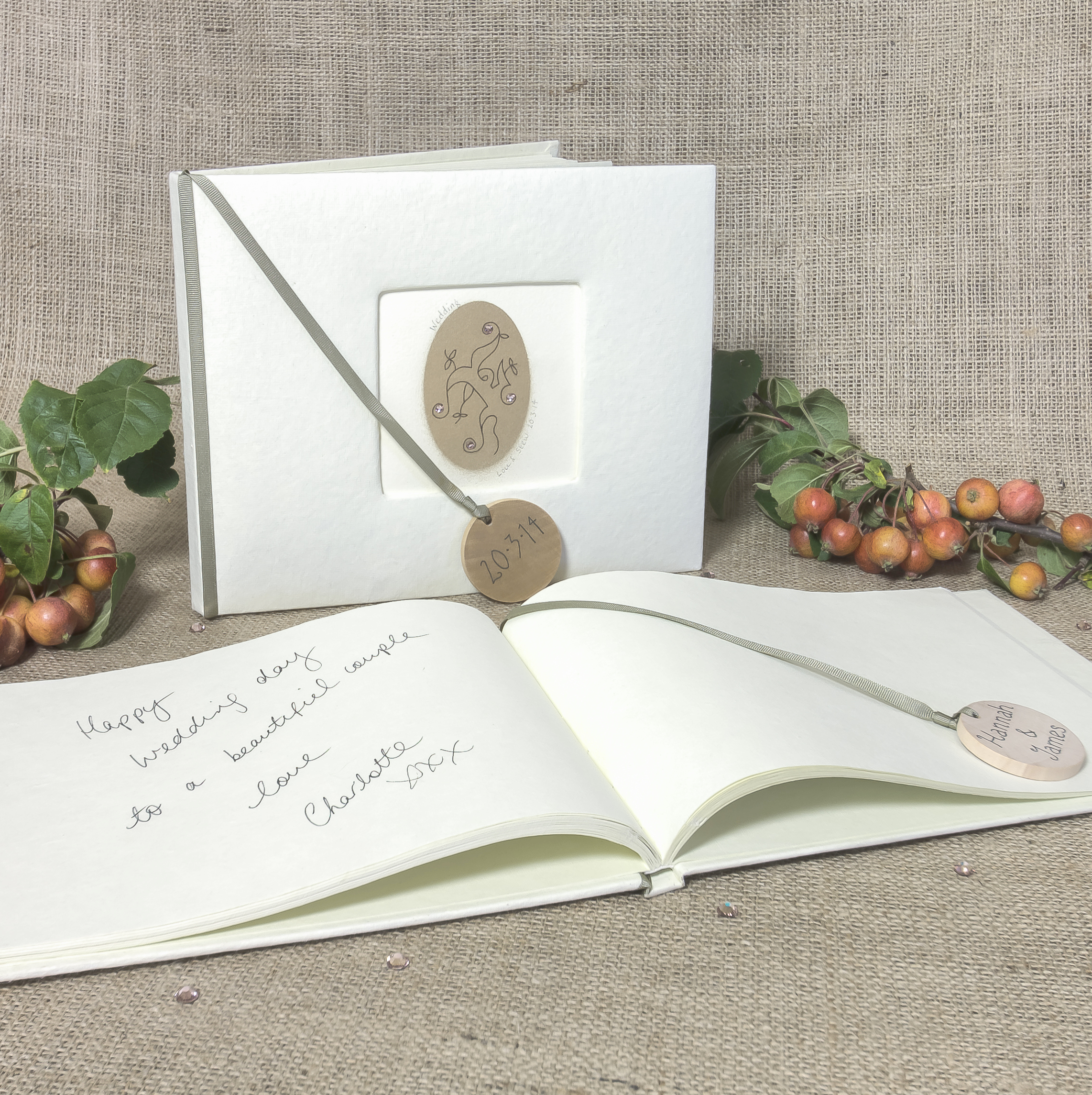 The Oval - Guestbook