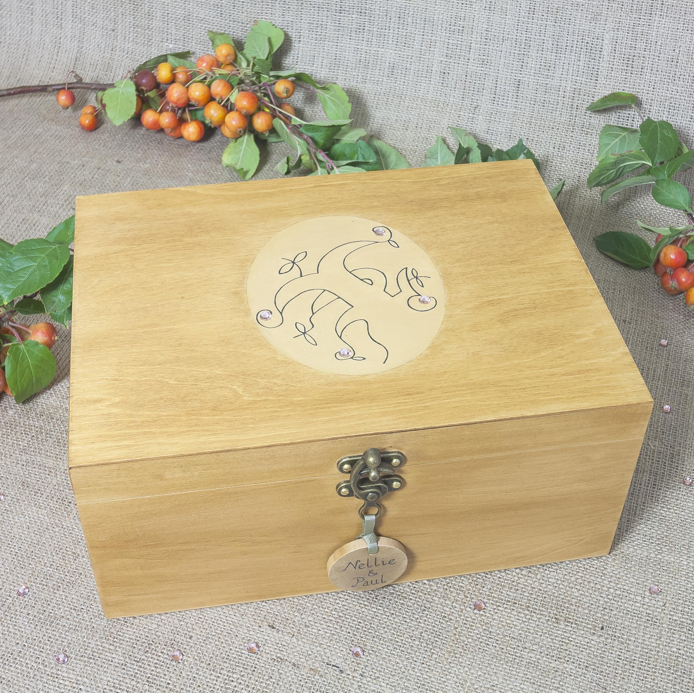 The Oval - Keepsake Box 1
