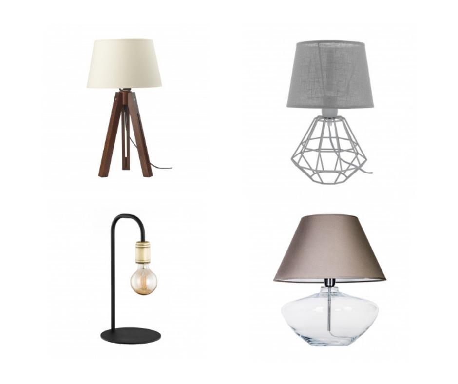 Lampy stołowe:  elampy.pl