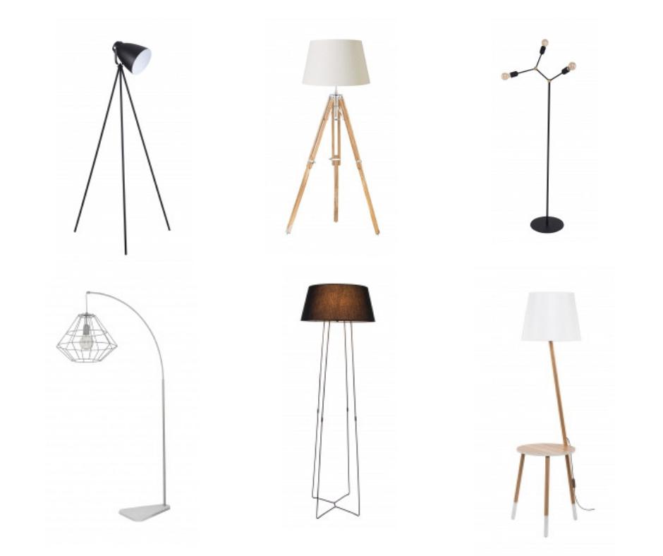 Lampy stojące:  elampy.pl