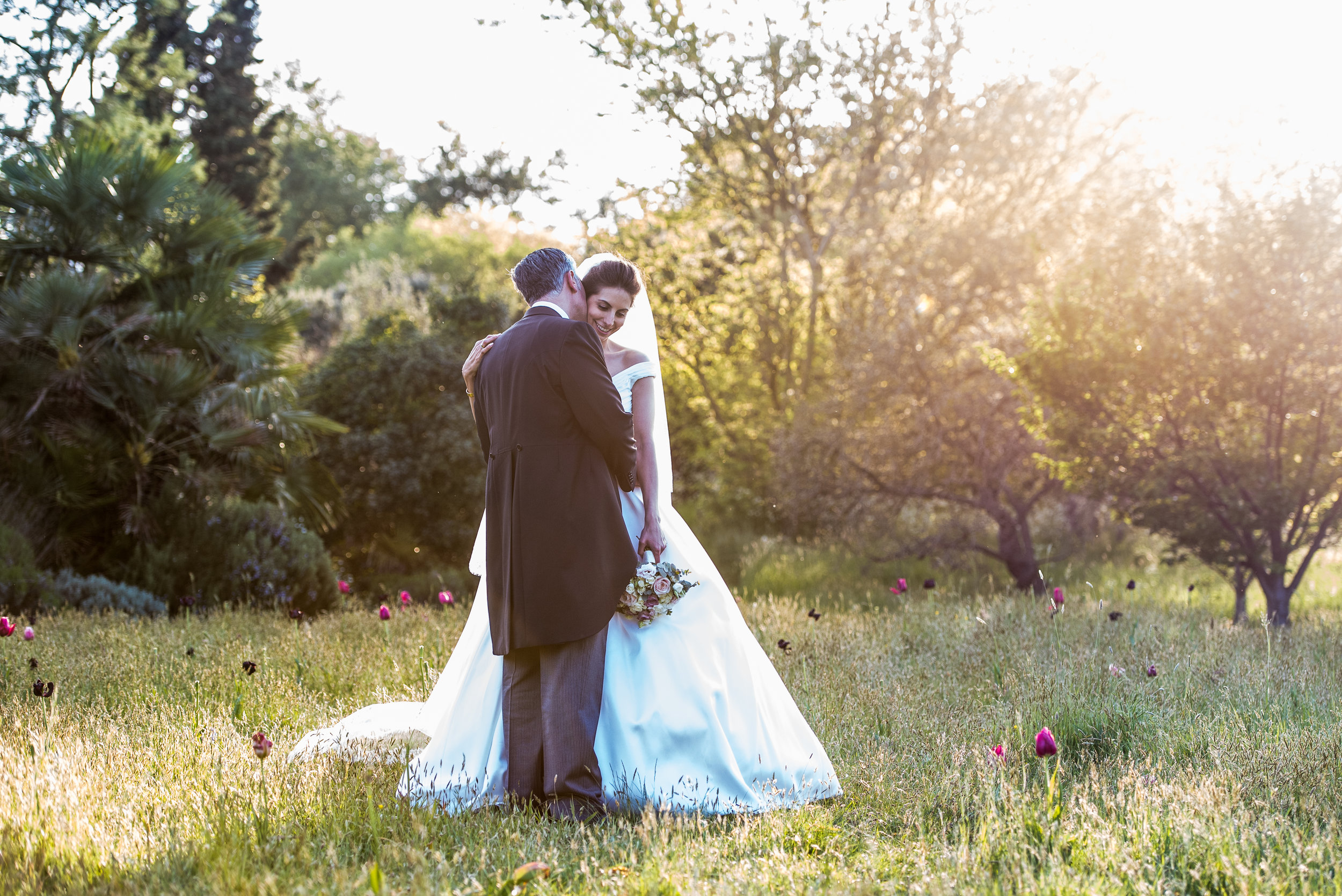 Marina & James   Kew Garden Wedding