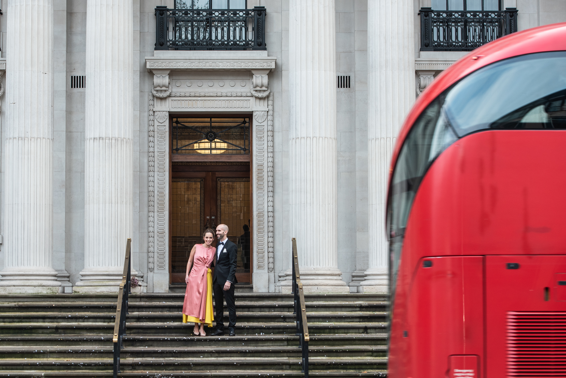 Marylebone Town Hall Weddings - I know I probably shouldn't play favourites, but this central London ceremony venue is hard to beat. I love the elegance of its colonnade and the sumptuous décor of its ceremony rooms. Click below for some Marylebone Town Hall highlights.