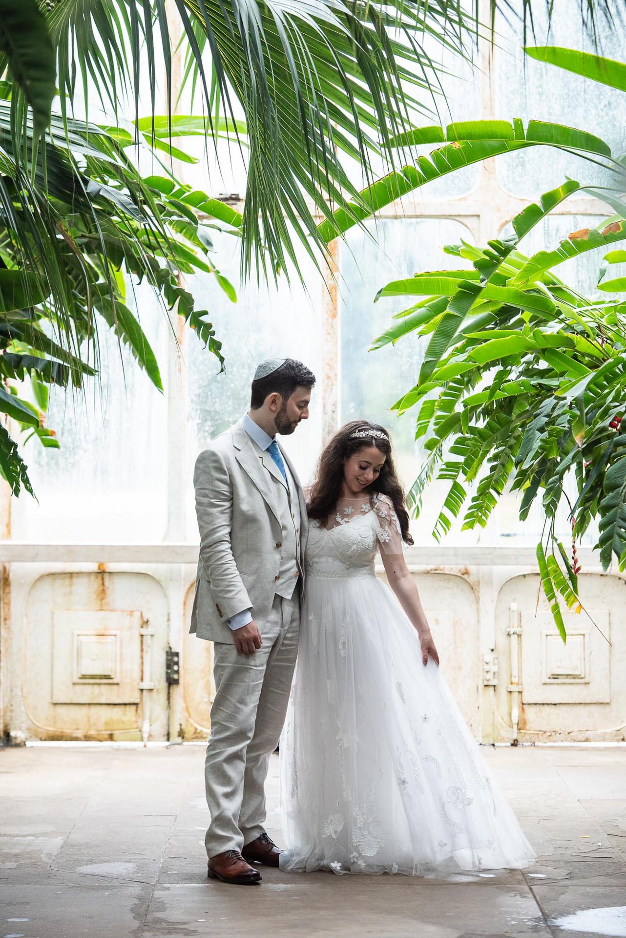 Kew Gardens Wedding, Palm House, Alexandria Hall Photography (53 of 81).jpg