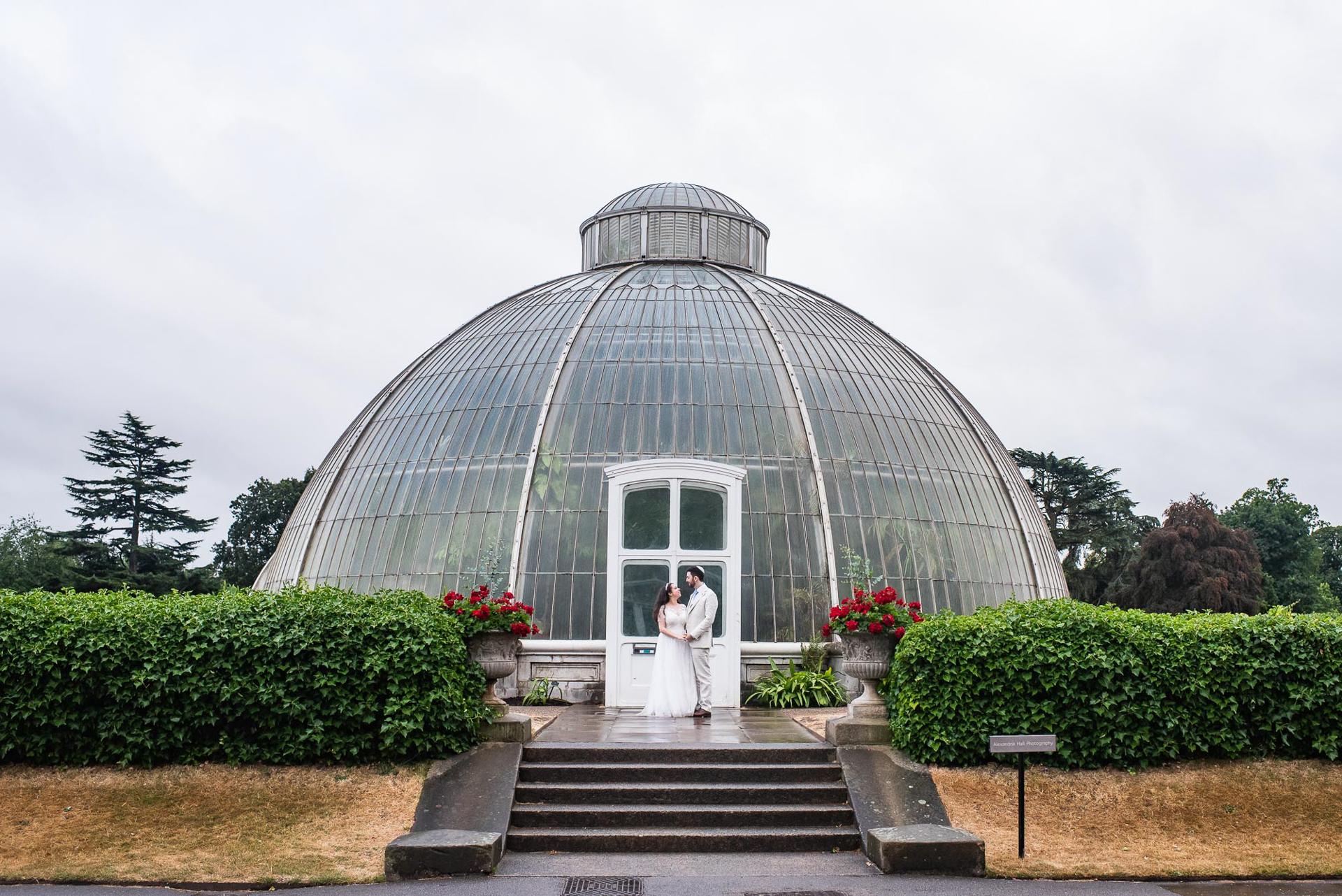 Kew Gardens Wedding, Palm House, Alexandria Hall Photography (54 of 81).jpg