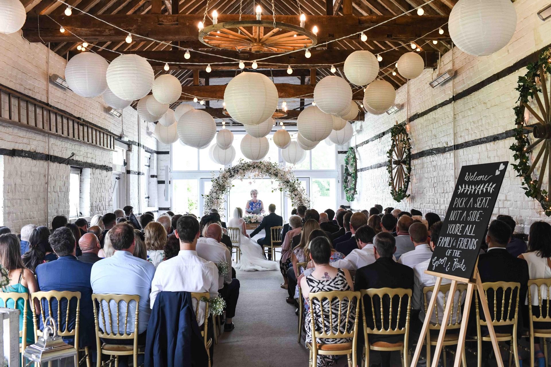 Lillibrook Manor Barn Wedding, Maidenhead, Alexandria Hall Photography (34 of 82).jpg