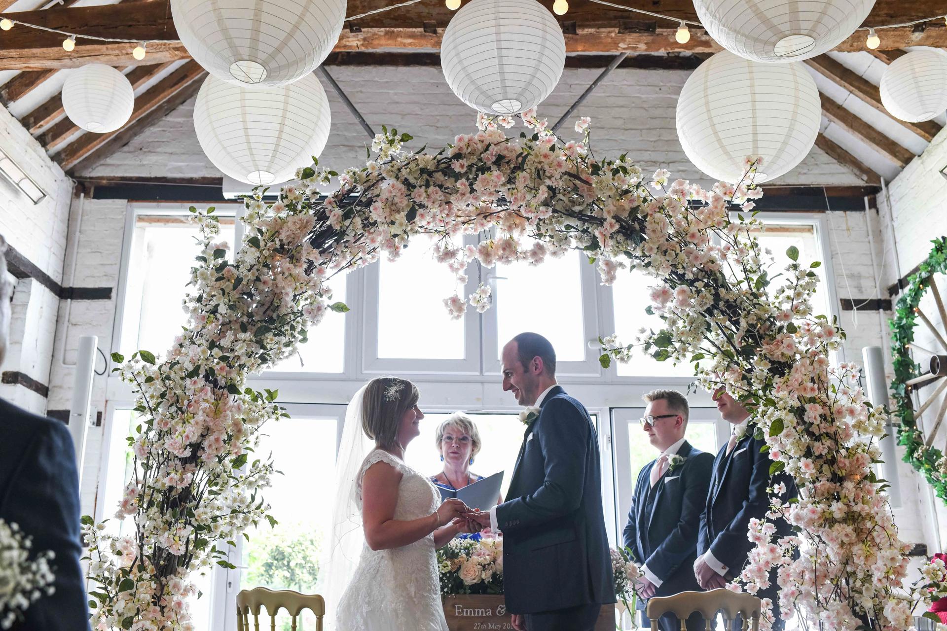 Lillibrook Manor Barn Wedding, Maidenhead, Alexandria Hall Photography (37 of 82).jpg