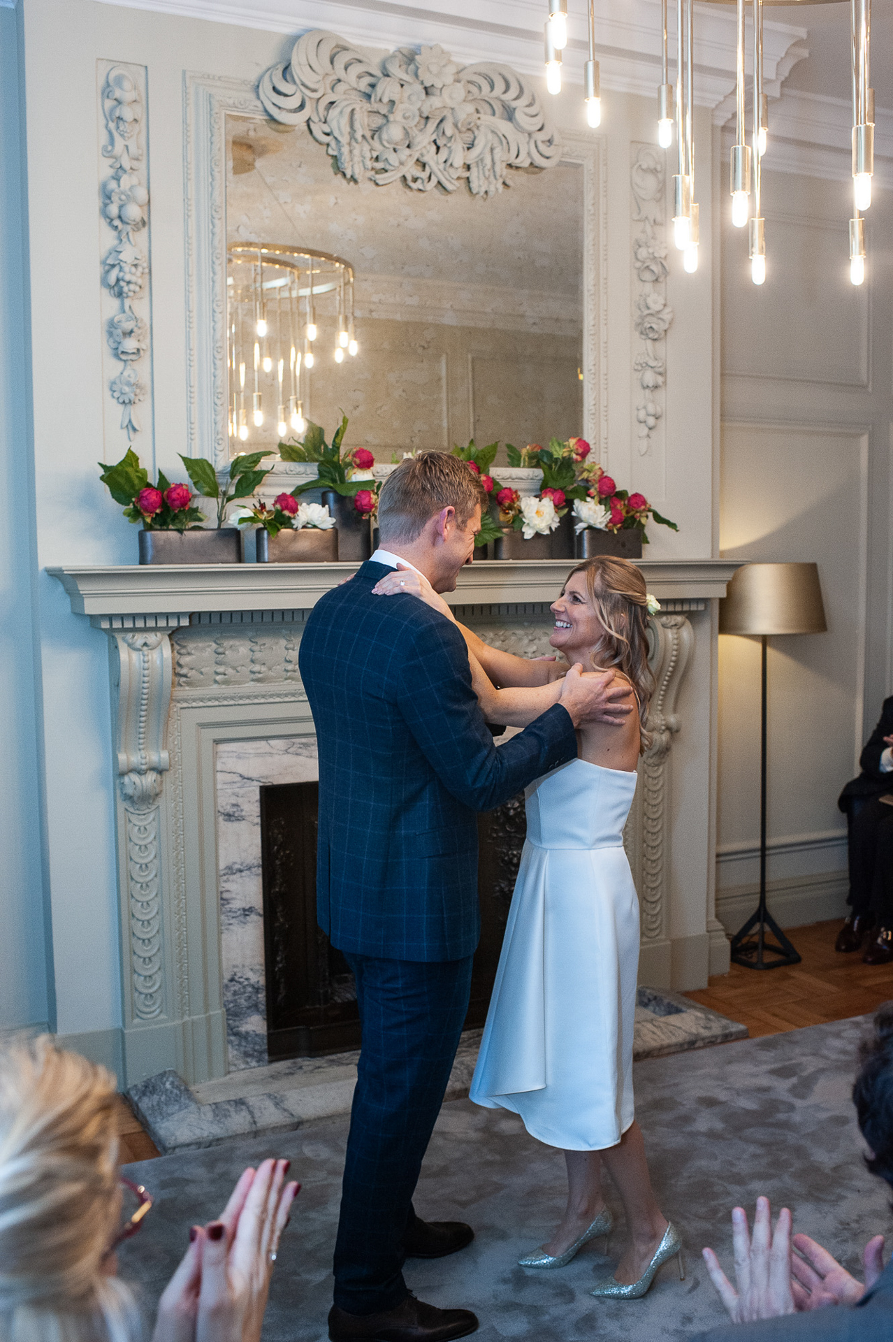 The Old Marylebone Town Hall Wedding, Pimlico  Room, Alexandria Hall Photography (22 of 56).jpg