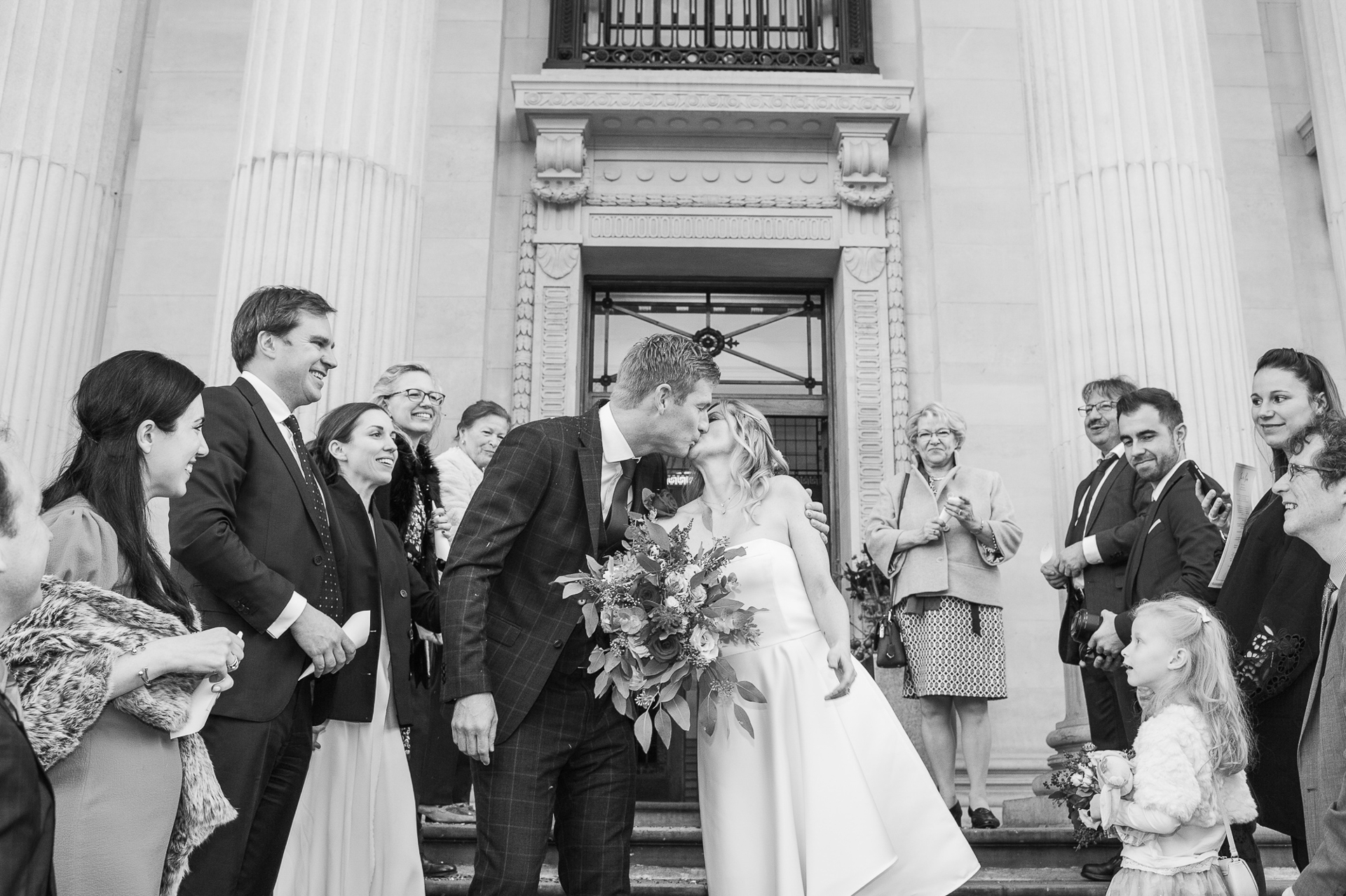 The Old Marylebone Town Hall Wedding, Pimlico  Room, Alexandria Hall Photography (31 of 56).jpg