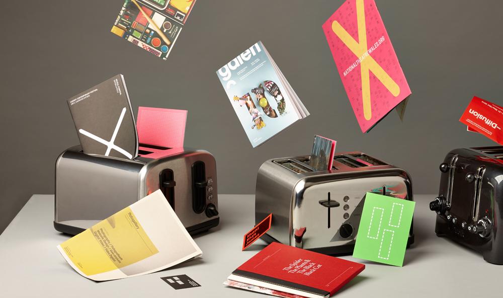 Print Design Elfen, Cardiff