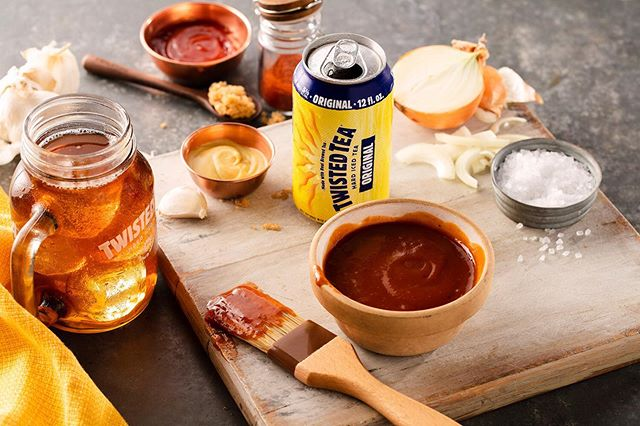 Labor Day weekend might be over, but BBQ season isn't! Shot for @twistedtea, styled by @verneco and @kendraelizabethstylist, production by @bostonphotorep and digital tech/assistant @christiangoulette 💫