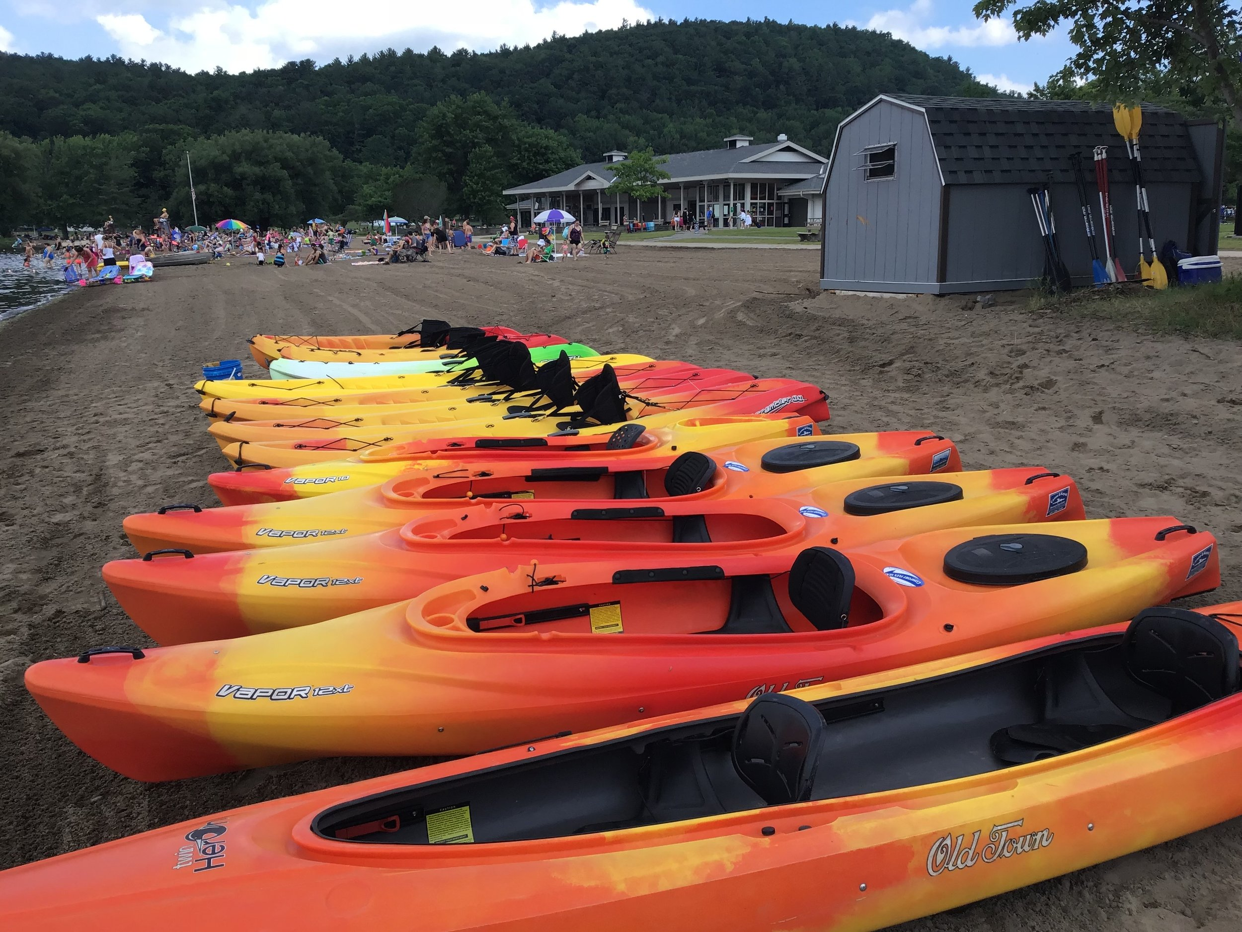 Glimmerglass  State Park    Otsego Lake Cooperstown NY   Rental Location    Rental Rates & Info