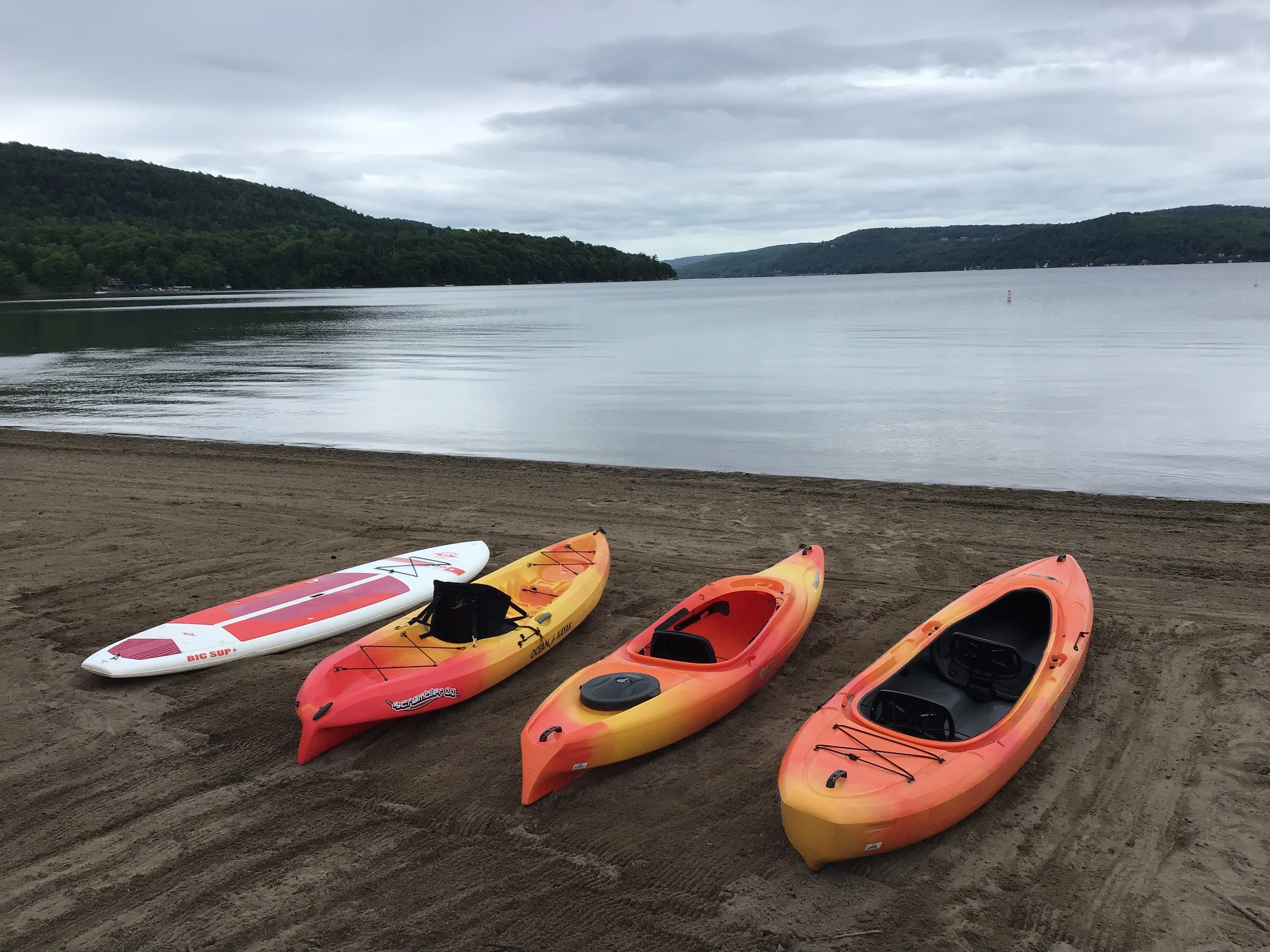 Copy of Glimmerglass State Park - Cooperstown