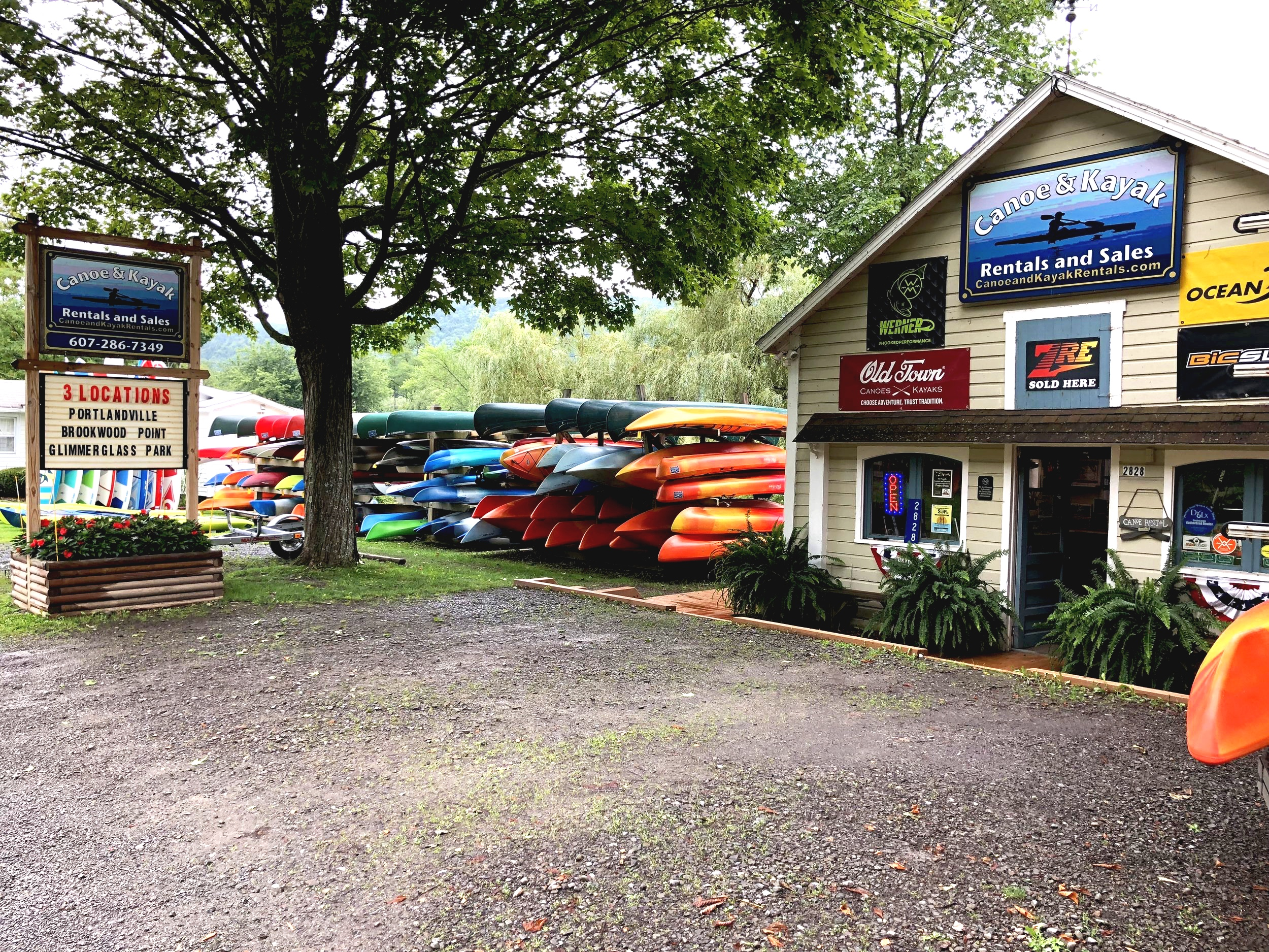 Canoe & Kayak  Rentals and Sales LTD.    Your Central NY Paddling Destination        Rentals   Sales