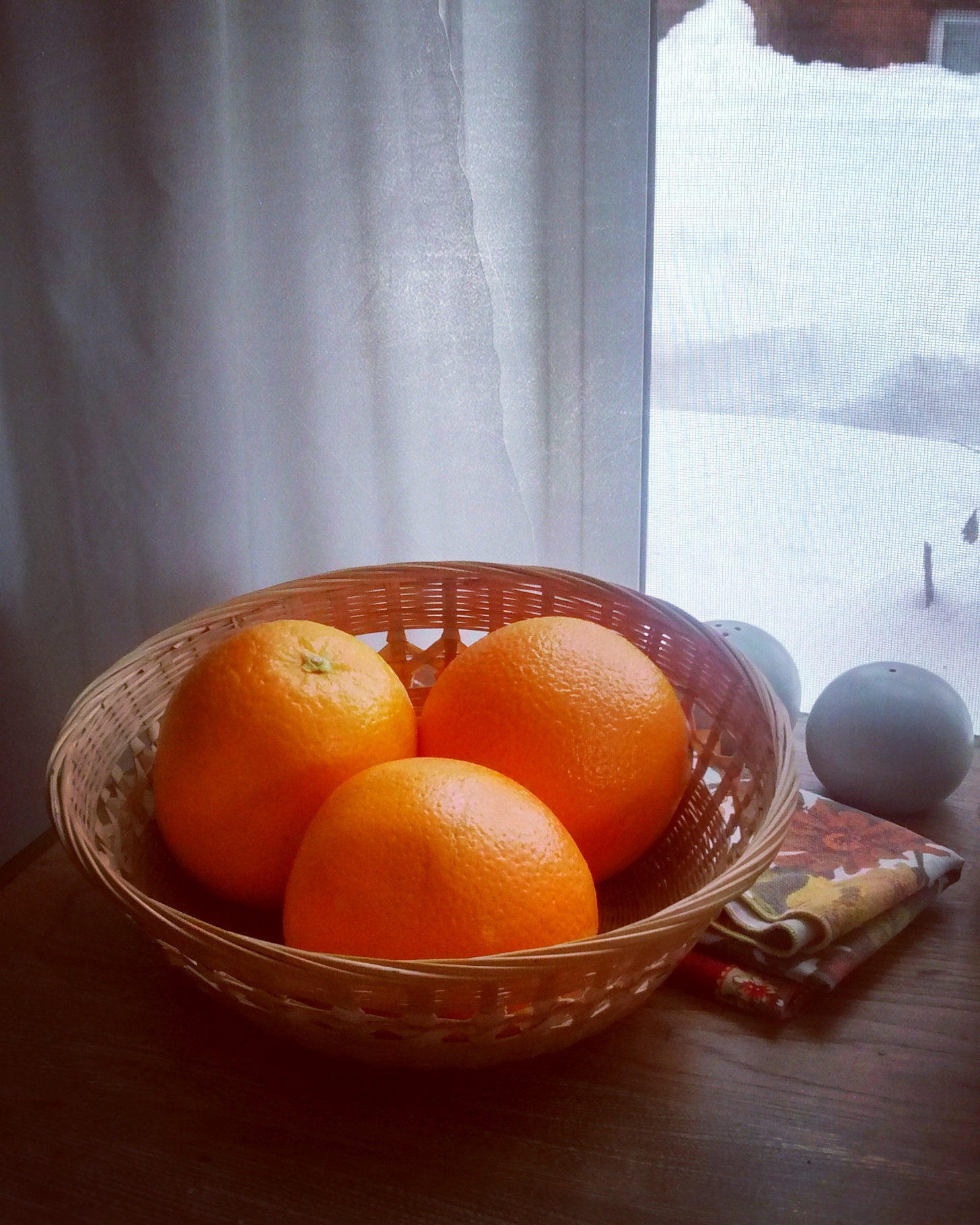 Women's Creative Health Coach | Lily Calfee + Ideal Nourishment | Oranges and Self-Love