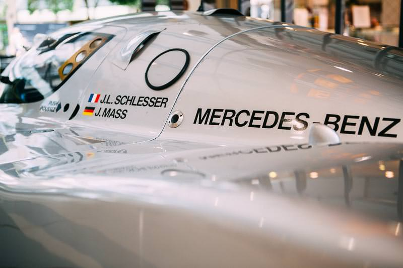 Sauber-Mercedes-C9